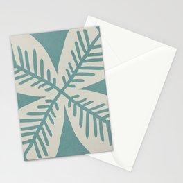 4 Leaf clover #659 Stationery Cards
