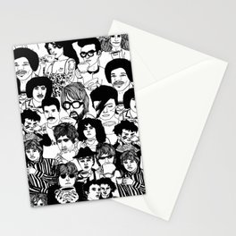 Under the Influence Stationery Cards