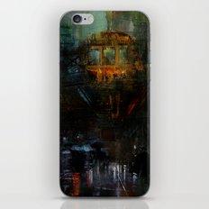 Terminus iPhone & iPod Skin
