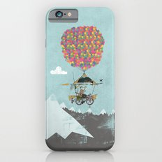 Riding A Bicycle Through The Mountains Slim Case iPhone 6s