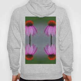 139 - Abstract Flowers Hoody