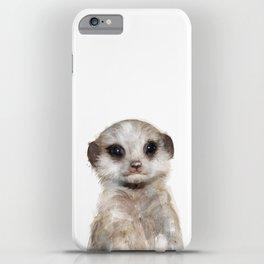 Little Meerkat iPhone Case