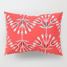 Retro Flower 6 Pillow Sham