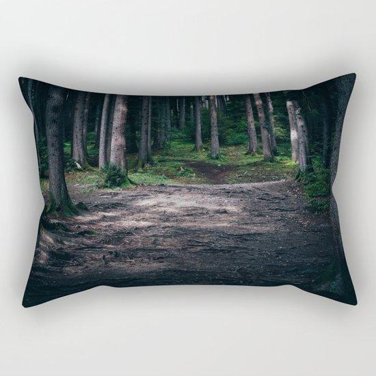 Dream Woods Rectangular Pillow