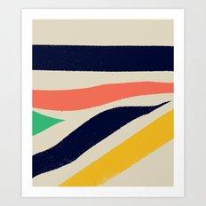 Born In The North — Matthew Korbel-Bowers Art Print