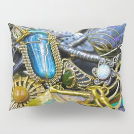 Jewelry Cluster 1 Pillow Sham