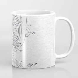 French Horn Coffee Mug