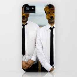 all things visible and invisible no. 1 iPhone Case