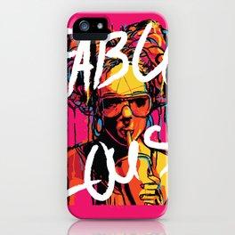 Fab iPhone Case