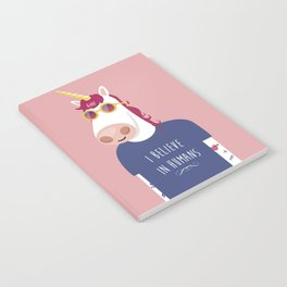 I believe in Humans Notebook