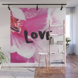 Love is Love Wall Mural