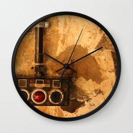 Heavy Industry - Switch Wall Clock