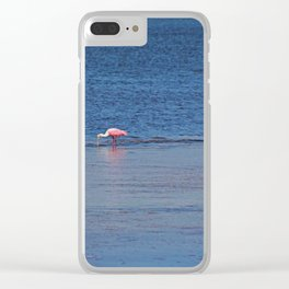 A Chance Encounter Clear iPhone Case