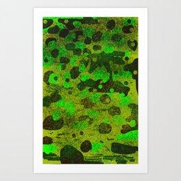 colorfluo Art Print