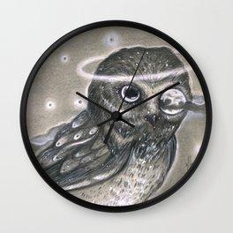 Nachtwatcher Wall Clock