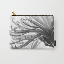 Spider Mum Black and White 2 Carry-All Pouch