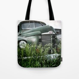 Iowa Truck Tote Bag