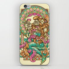 MerMadNess iPhone & iPod Skin