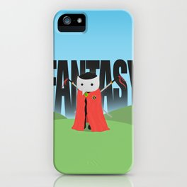 Imagine the Fantasy iPhone Case