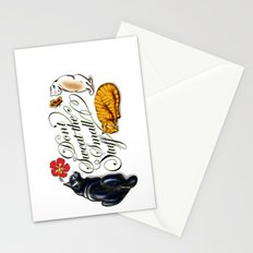 Don't Sweat the Small Stuff Stationery Cards