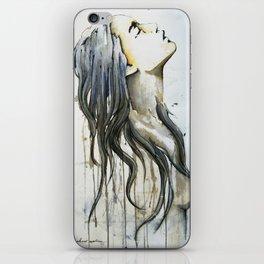sueño de tinta y papel iPhone Skin