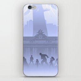 Assembled iPhone Skin