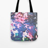 splatter Tote Bags featuring Splatter by Rose Designs