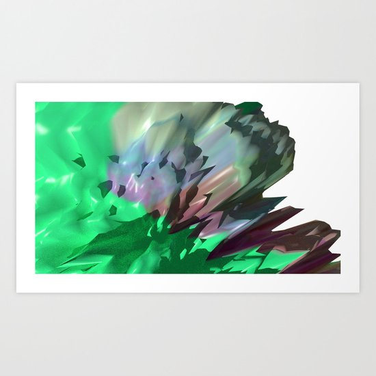 *100* #29 *100* Art Print