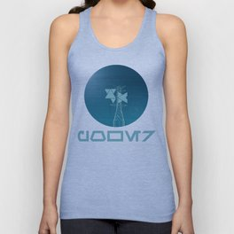 Power Unisex Tank Top