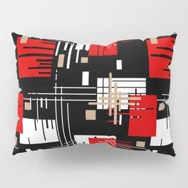 Abstract pattern Retro 2 Pillow Sham