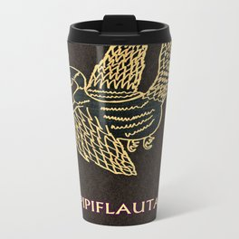 PIPIFLAUTA Metal Travel Mug