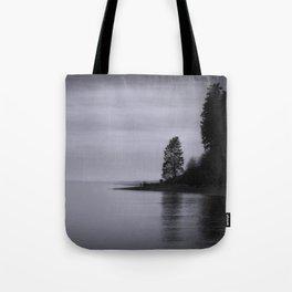 Monochrome Dream Tote Bag