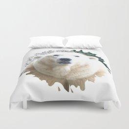 Polar Baer Duvet Cover