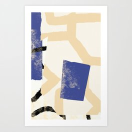 """Lavender"" Art Print"