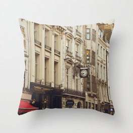 London Throw Pillow