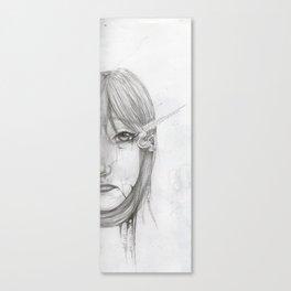 Strangle Me Canvas Print