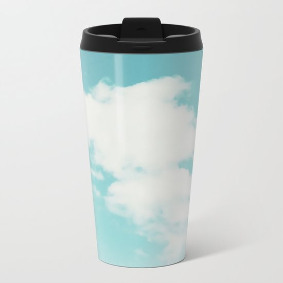 Dust Metal Travel Mug
