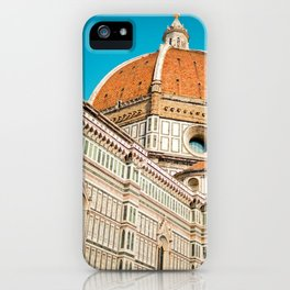 Duomo in Florence, Italy iPhone Case
