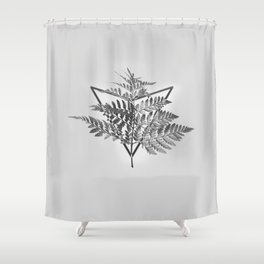 Let It Go To Waste Shower Curtain