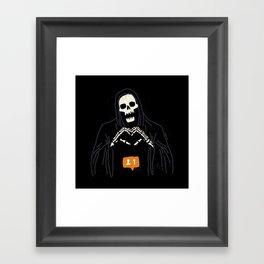 New Follower Framed Art Print