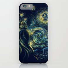 Death Starry Night iPhone 6 Slim Case
