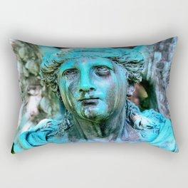 Weeping Angel Rectangular Pillow