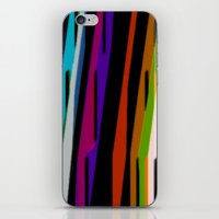 reggae iPhone & iPod Skins featuring African Reggae by Cristina Lobo