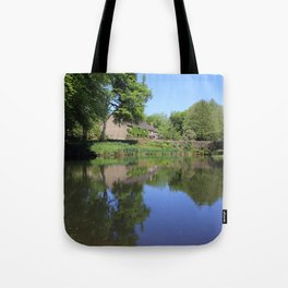 The Lower Pond Lumsdale Tote Bag