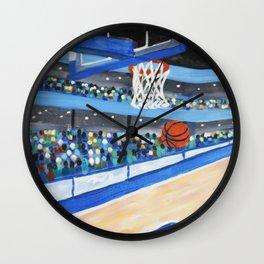Nothing But Air Wall Clock
