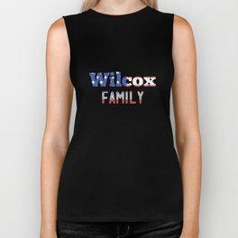 Wilcox Family Biker Tank