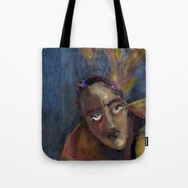 Creative struggle Tote Bag
