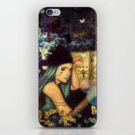 The Gardens (Poka)  iPhone Skin