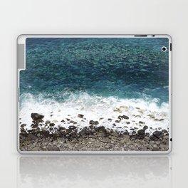 Ocean blue - Madeira Laptop & iPad Skin