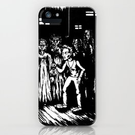 A step into Oblivion iPhone Case